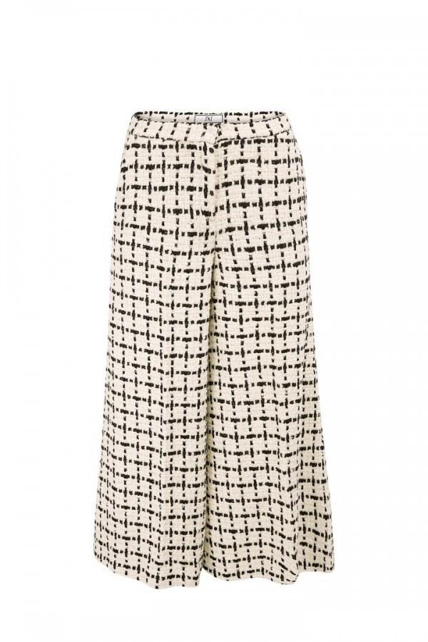 Pantalon Tweed cuandros