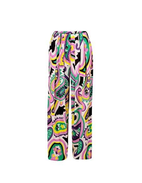 Pantalón Paisley